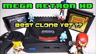 "Sega review: MEGA RETRON HD by Hyperkin ""MegaDrive/Genesis clone"""