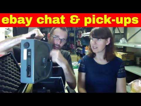 Sunday Live chat - A few pick-ups & reselling questions