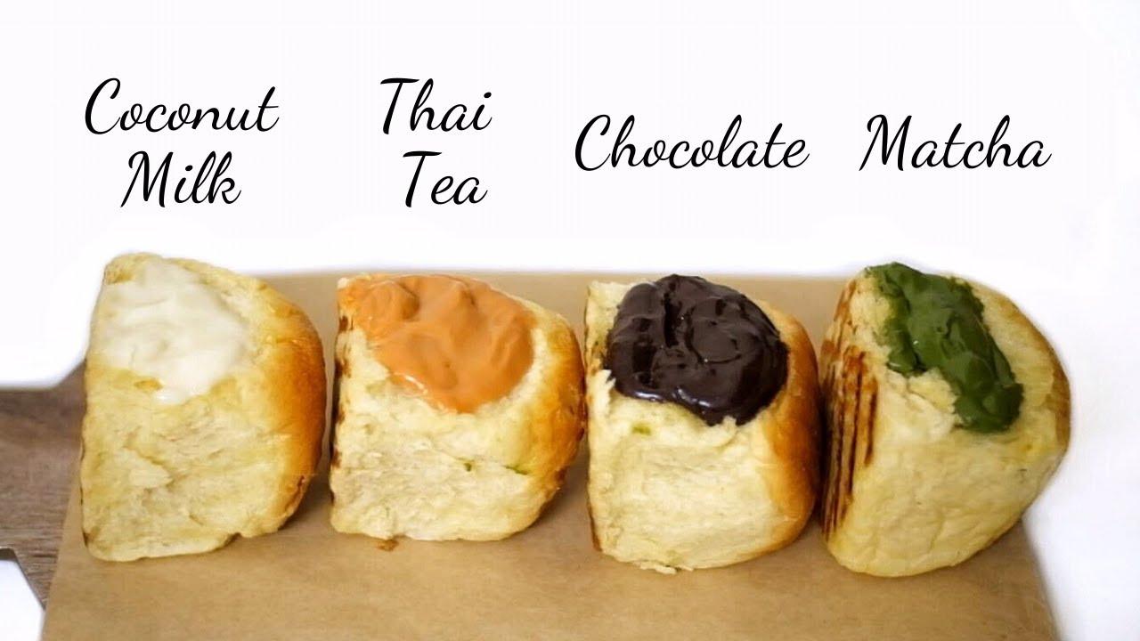 Cách Làm Bánh Mì Nổi Tiếng Phố Yaowarat Thái Lan | Yaowarat Toasted Bread | Lilo Kitchen