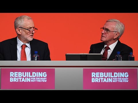 UK Labour Alarms Elites With Plan to Democratize Workplace, Public Ownership