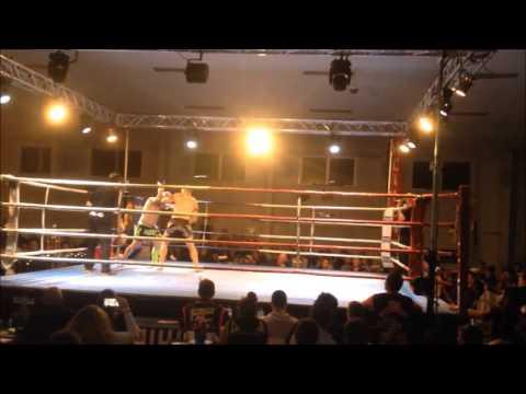 Gaz Collins V's Kyle Dawes Action 16