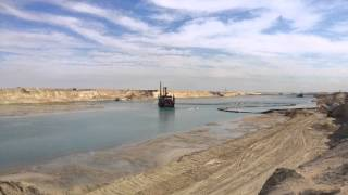 March 2015, the  new Suez Canal
