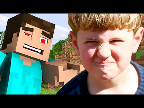 ANGRY 6 YEAR OLD SQUEAKER GETS TROLLED ON MINECRAFT! - (Minecraft Trolling)