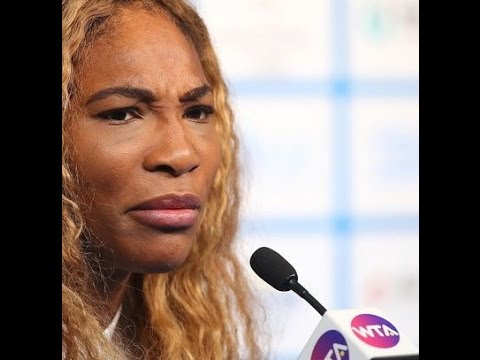 Venus & Serena Williams, transsexuals in women's tennis?