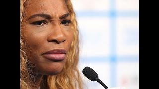 Venus & Serena Williams, transsexuals in women s tennis?