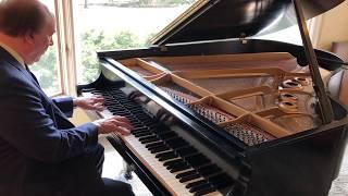 "California, Here I Come (from ""Bombo"") by Buddy DeSylva and Joseph Meyer - Piano Improv"