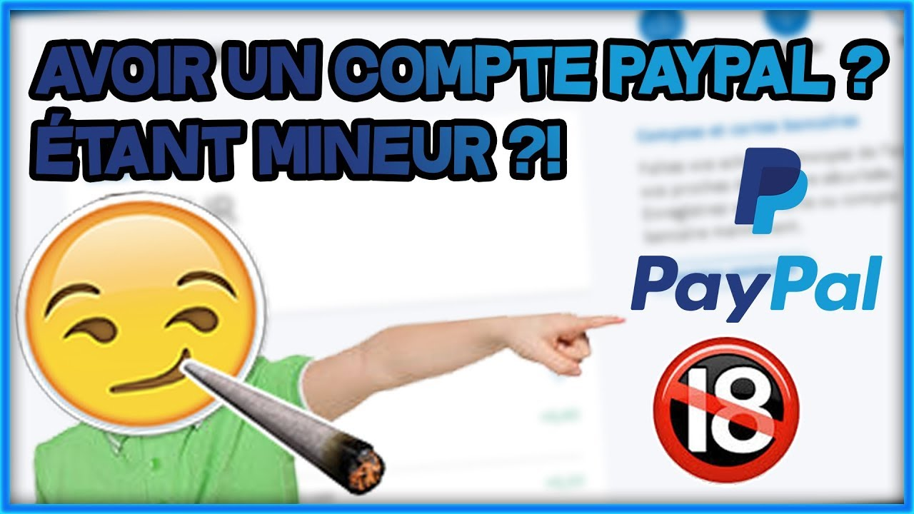 comment mettre de l argent sur paypal sans carte bancaire COMMENT CREER UN COMPTE PAYPAL SANS CARTE BANCAIRE ?!   YouTube