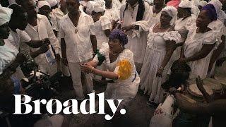 Meet the Vodou Priestess Summoning Healing Spirits in Post-Earthquake Haiti