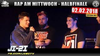 RAP AM MITTWOCH HEIDELBERG: 02.02.18 Halbfinale feat. JI-ZI, TRIPLEBEAT uvm. (3/4)