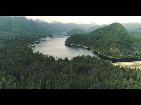 DJI Phantom 4 Pro V2.0 - Kerling LUT - Coquitlam Lake Flyover