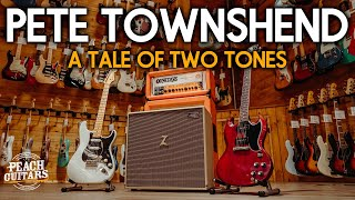 Pete Townshend: A Tale of Two Tones