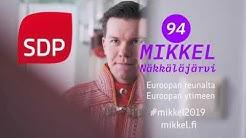 94 Mikkel Näkkäläjärvi - Euroopan reunalta Euroopan ytimeen
