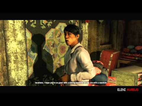 Far Cry 4: Mr. Chiffon Cutscene Kyrat Fashion Week [Black Water Dragon] [Part 1]