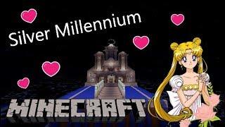 Sailor Moon in MINECRAFT! Let's play Minecraft - Silver Millennium -  SAILOR MOON CRYSTAL POWER