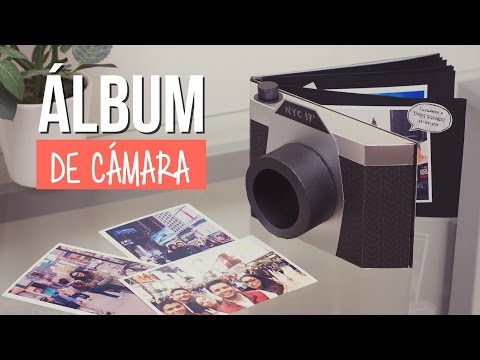 ¡Álbum para tus fotos, fácil!/ @Paperpopmx