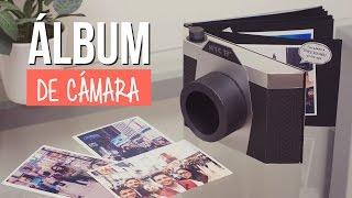 Álbum para tus fotos fácil Paperpopmx