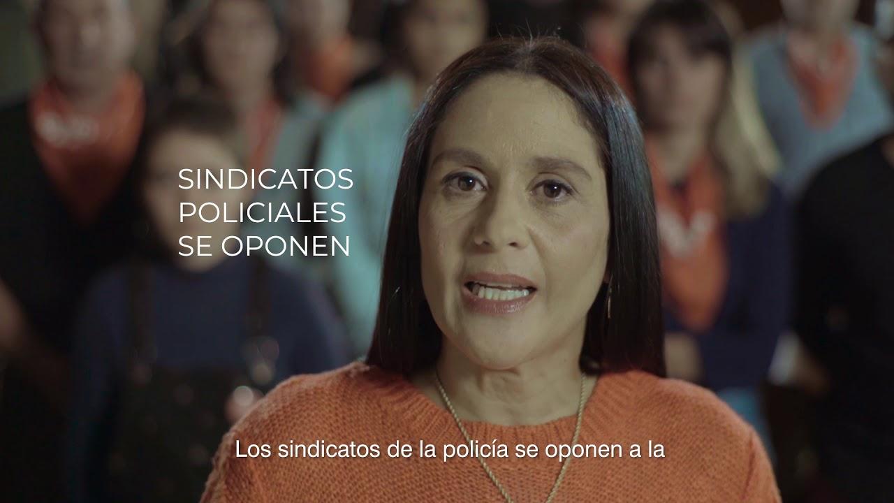 Cadena nacional No a la Reforma