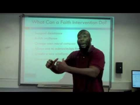 Real Talk Lecture Series: 'Engaging Gangs Through Faith Based Intervention' EPISODE4 (Craig Pinkney)