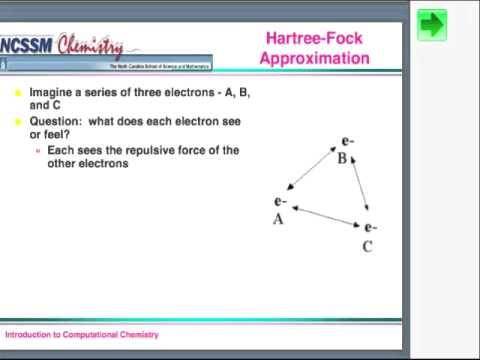 Mathematics in Computational Chemistry