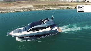 CRANCHI E52 S - Full Yacht Review - The Boat Show