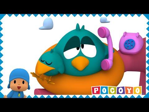 Pocoyo  Ba Bird Sitting S02E31
