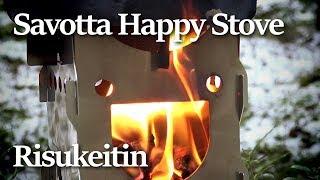 Savotta Happy Stove -risukeitin | Esittely ja testi