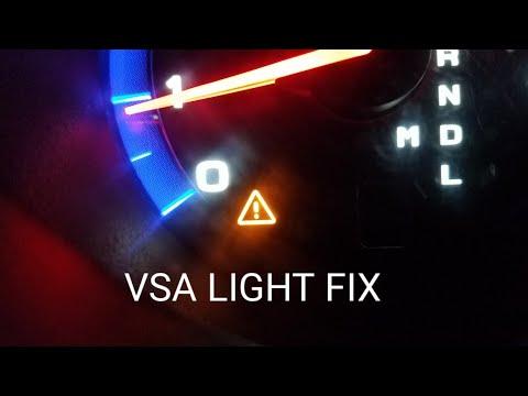 2006 Honda Odyssey Vsa Light Reset Americanwarmoms Org