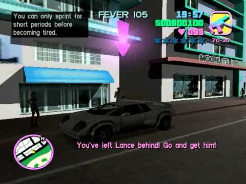 Cuop Duong Pho GTA Vice City Mission 2