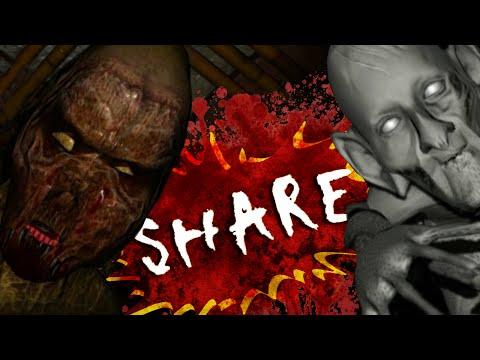 Terror Estranho! - SHARE