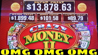 CRAZY RUN ON CRAZY MONEY 2!  YOU HAVE TO SEE THIS!