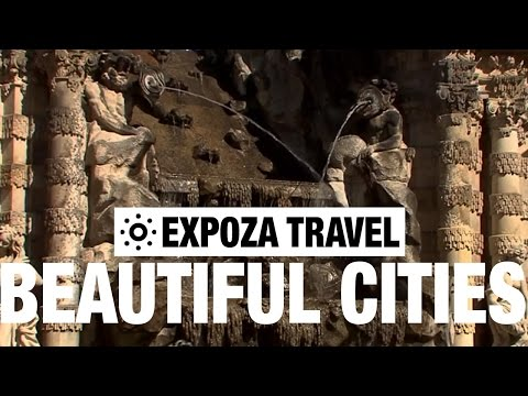 5 Beautiful Cities Vacation Travel Video Guide