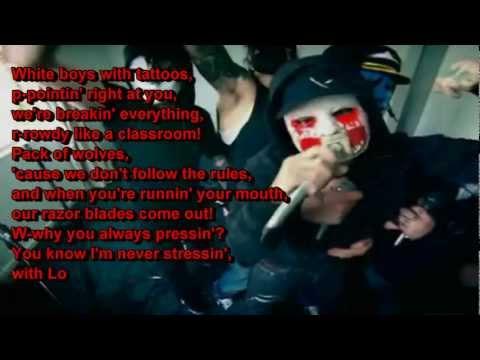 Hollywood Undead - Undead Lyrics FULL HD