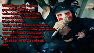 Hollywood Undead - Undead Lyrics FULL HD