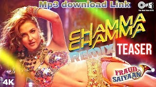 I am not owner this song 👍👍👍👍👍👍👍👍👍👍 🎶🎶chama chama remix slow song🎶🎶 mp3 download link https://www.mediafire.com/download/7tf3za8ylinui9k fast ...
