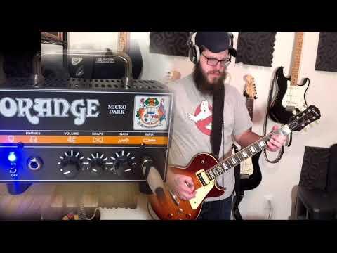 Gear Review: Orange Micro Dark Terror – Chuck's Guitar Geekery