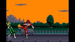 Mighty Morphin Power Rangers - Vizzed.com GamePlay - User video