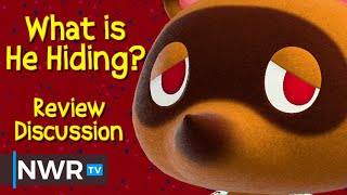 Of Crafting and Colonialism: An Animal Crossing: New Horizons Review Discussion (Video Game Video Review)
