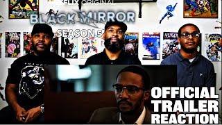 Black Mirror Season 5 Official Trailer Reaction