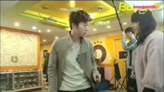 IU and WOOYOUNG REAL LIFE#4!.flv
