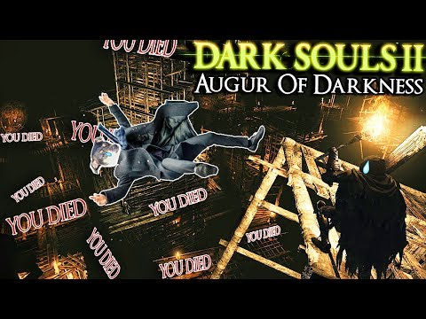 The 2nd Worst Area Makes Me RAGE QUIT - DS2 Augur Of Darkness Funny Moments #7