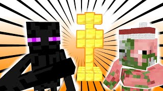 Monster School: Parkour (Minecraft Animation) - MinecraftProduced