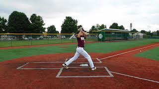 College Baseball Recruiting Video - Eric Bender