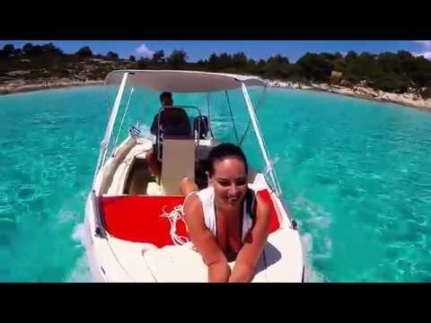 GoPro Hero4 Greece Summer 2016 Diaporos Islands boat fun @nocday