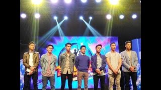 Top 7 contenders of Pinoy Boyband Superstar