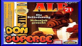 ALF HÖRSPIEL FOLGE 21 KOMPLETT: Die Beförderung (A) Nebenjob gesucht (B) Deutsch
