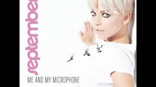 September - Me & My Microphone