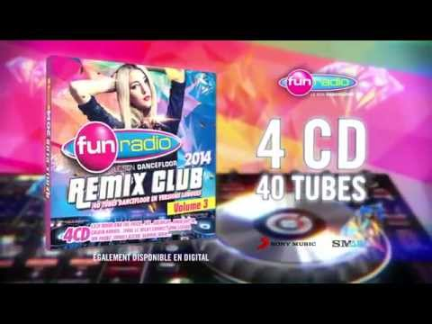 Compil' - FUN Remix Club 2014 vol 3