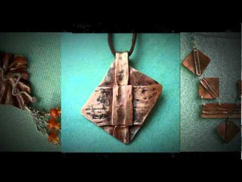 Fold Form Jewelry 2011 By Suelacy Designs Youtube