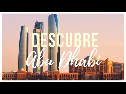 UN DÍA EN ABU DHABI | Viajeros Sin Rumbo | Vlog #7