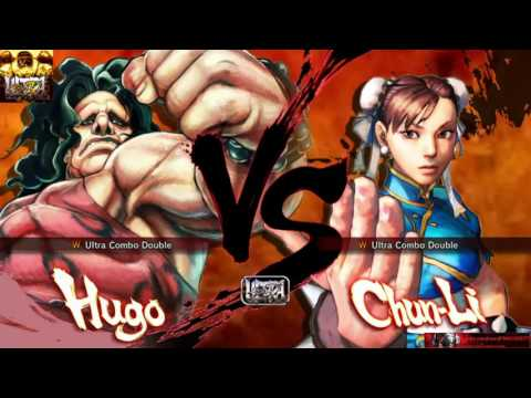 Ultra Street Fighter IV Arcade Speed Run |